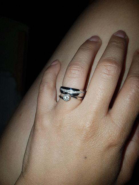 qualité parfaite magasiner pour le meilleur gamme complète de spécifications Fede e anello di fidanzamento - Neo-spose - Forum Matrimonio.com