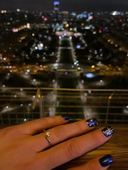 In che modo hai ricevuto la proposta di matrimonio? 1