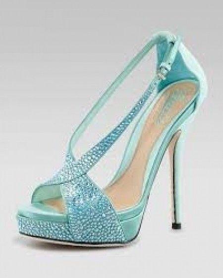 scarpe gucci verde tiffany