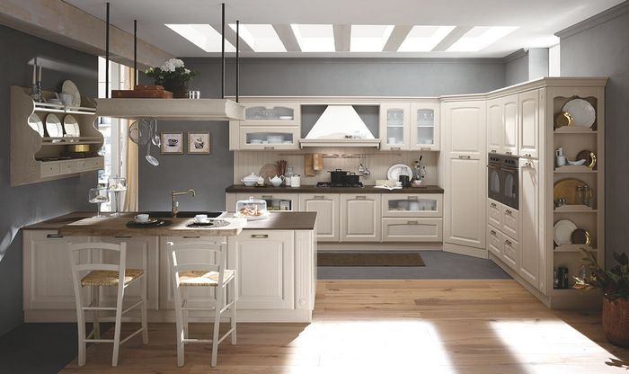 Cucine Mobilturi Opinioni Cucina Elegante Classica Elegante ...