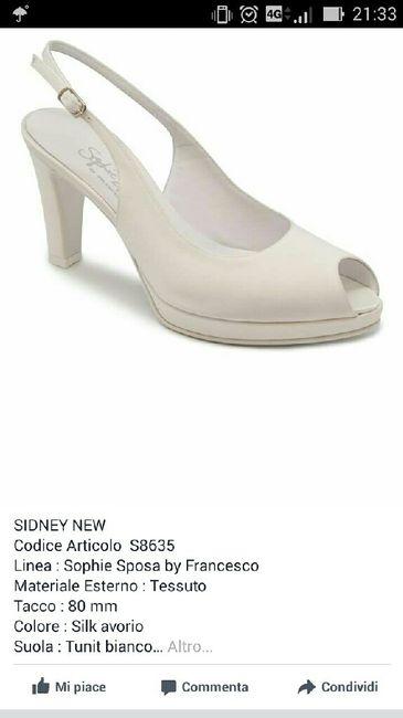 a4cf51e19a12 Crisi scarpe albano.. sophie sposa by francesco   - Moda nozze ...