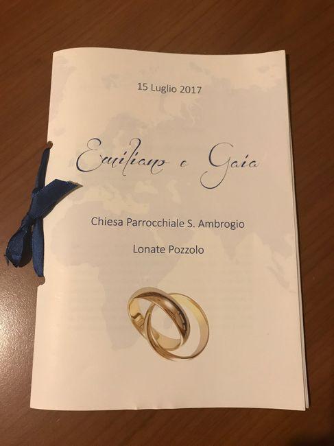 libretto messa matrimonio rito ambrosiano da