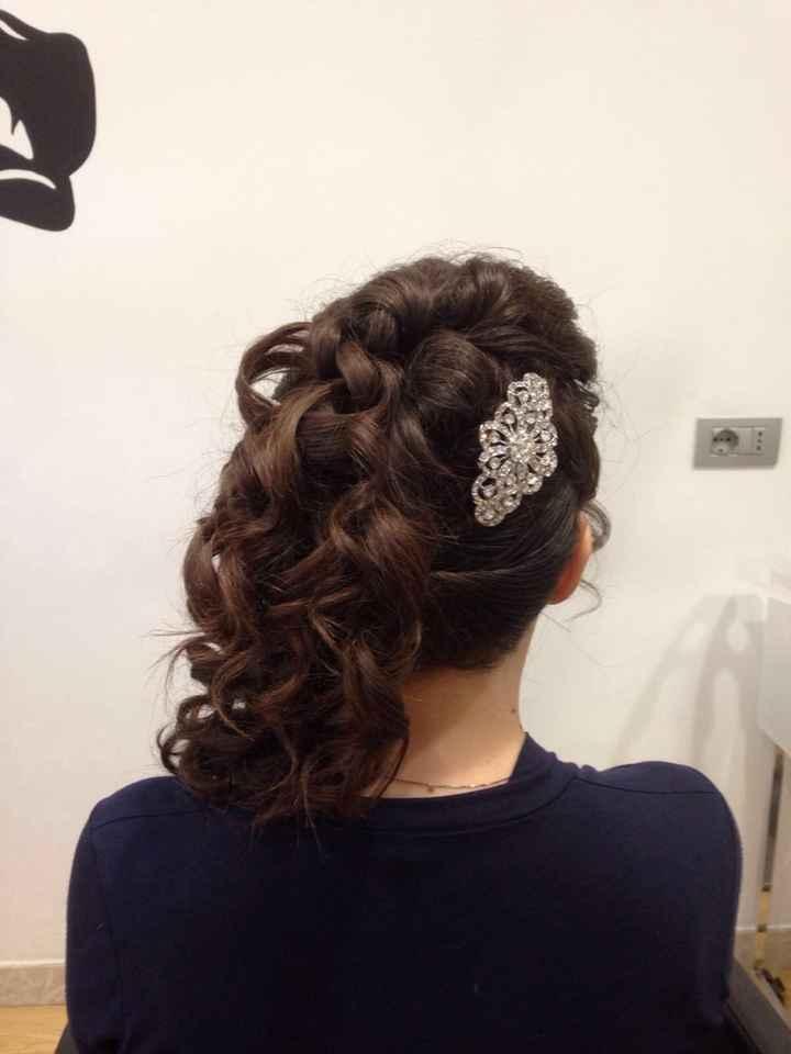 Trucco e capelli - 1