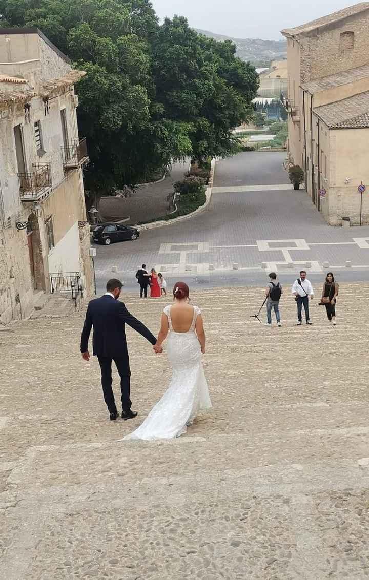 Finalmente il 26 6 siamo diventati marito e moglie - 4