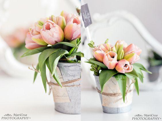 Peonie e idee fiori d'aprile - 1