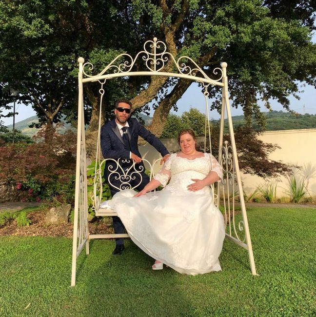 Queste sono alcune foto del mio matrimonio del 14 luglio compreso un video, un abbraccio a tutti - 1