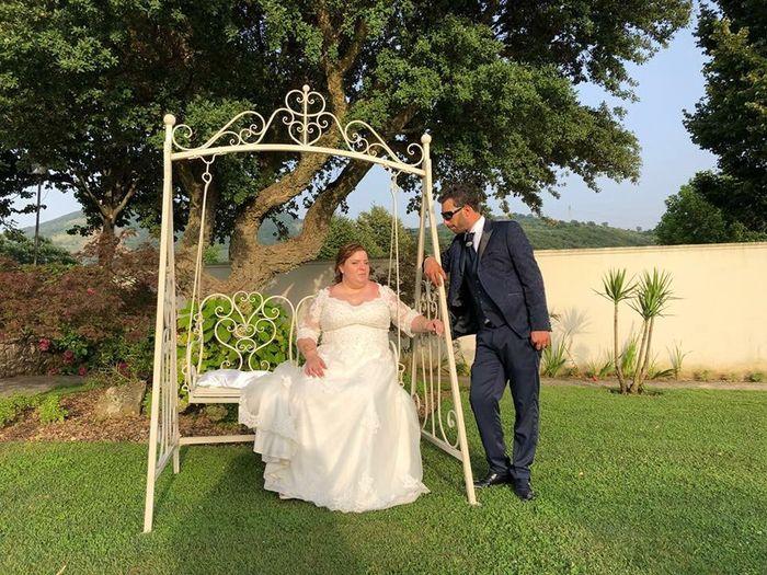 Sposi che celebreranno le nozze il 14 Luglio 2018 - Caserta - 2
