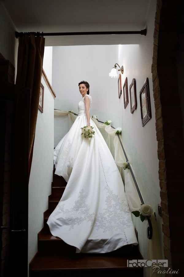 Ti sei sposata con un modello di pronovias? - 1