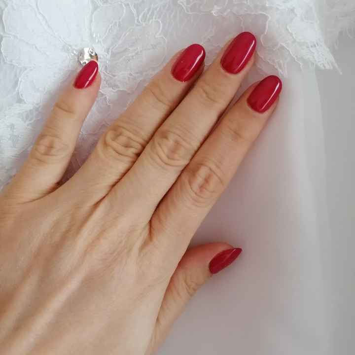 Unghie sposa - 1