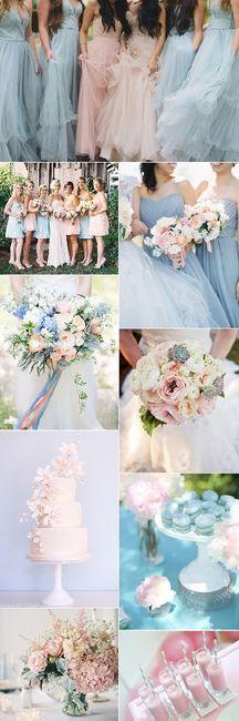 Matrimonio Color Azzurro Polvere : Azzurro polvere e bianco organizzazione matrimonio