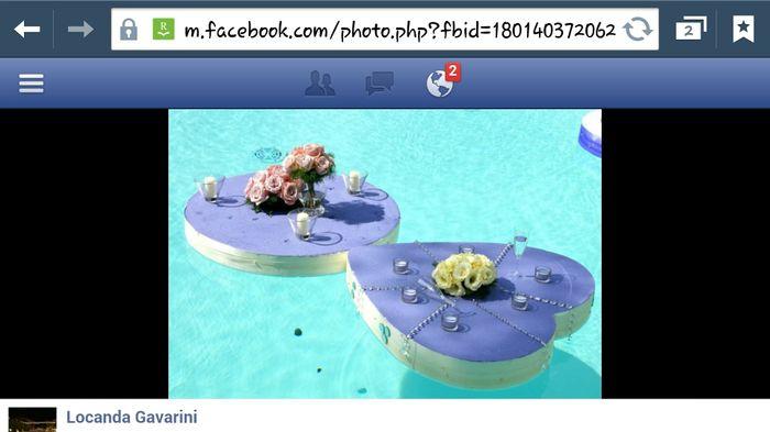 Addobbo piscina organizzazione matrimonio forum for Addobbi piscina per matrimonio