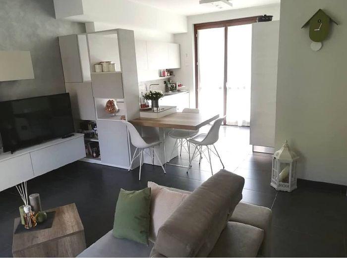 Chiedo consiglio: meglio una cucina separata dal salotto o un openspace&stanza in più? 2