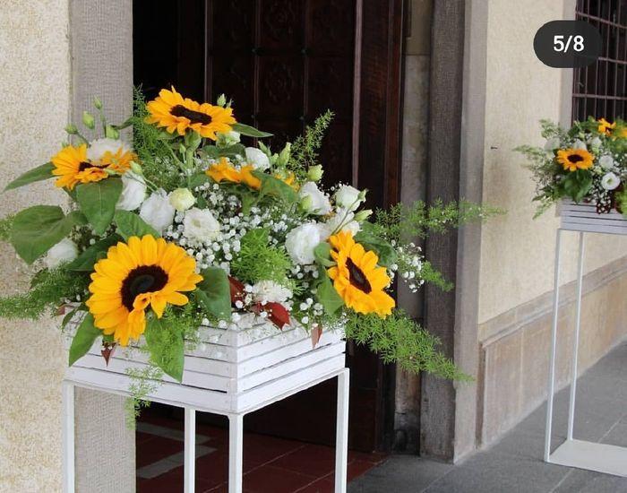 Consiglio fiori e centrotavola - 3
