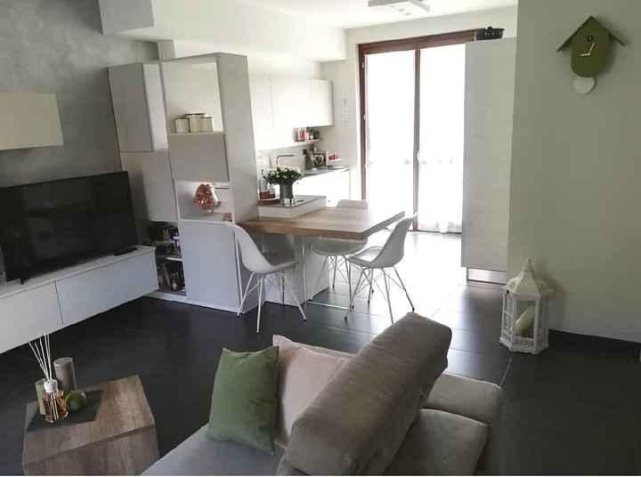 Chiedo consiglio: meglio una cucina separata dal salotto o un openspace&stanza in più? - 1