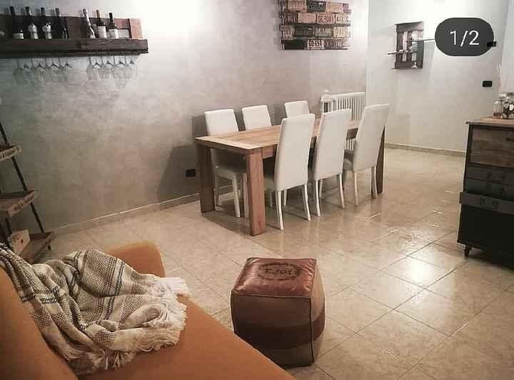 Chiedo consiglio: meglio una cucina separata dal salotto o un openspace&stanza in più? - 3