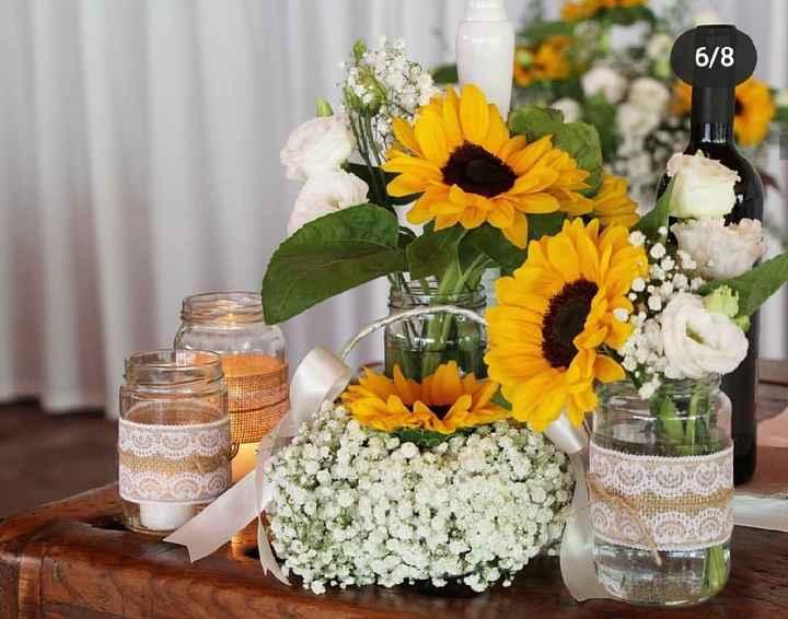 Consiglio fiori e centrotavola - 2