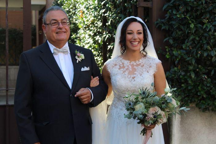 Finalmente marito e moglie! 1
