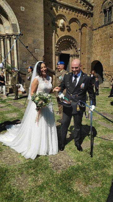 Finalmente marito e moglie! 3