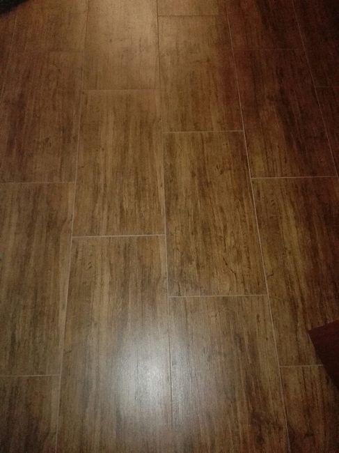 Fuga pavimento - 1