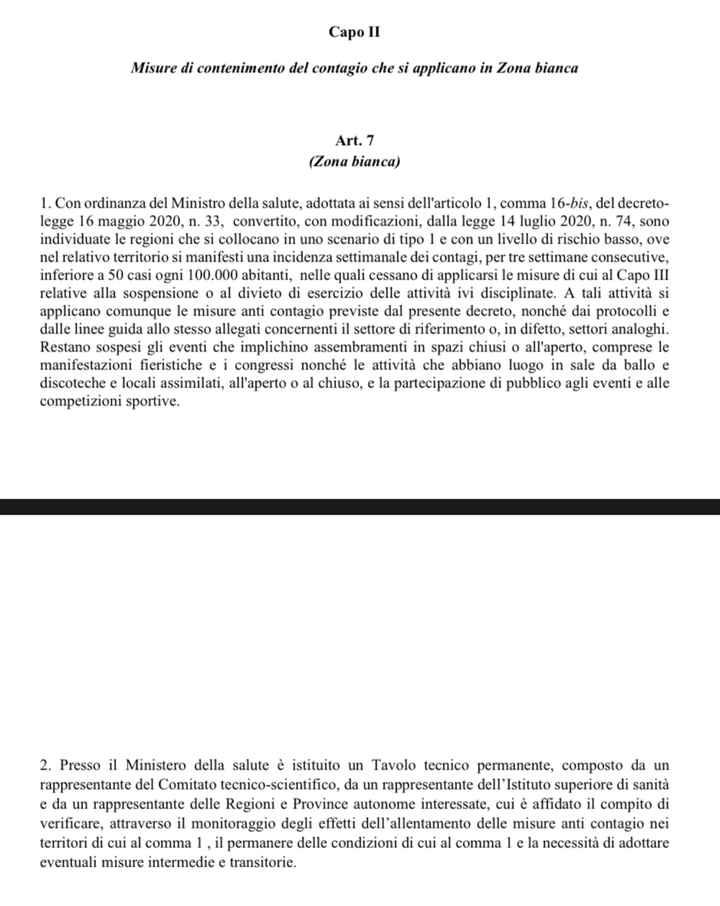 Campania ordinanza de luca - 1