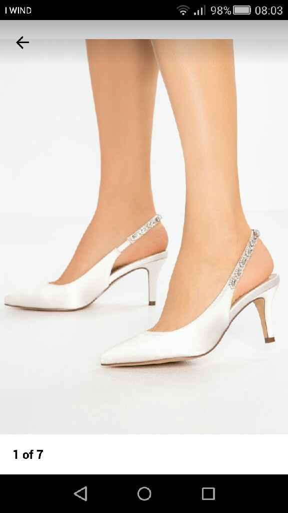 Spose maggio 2020: scarpe o sandali? Calze sì o no? Aiuto😁 - 1