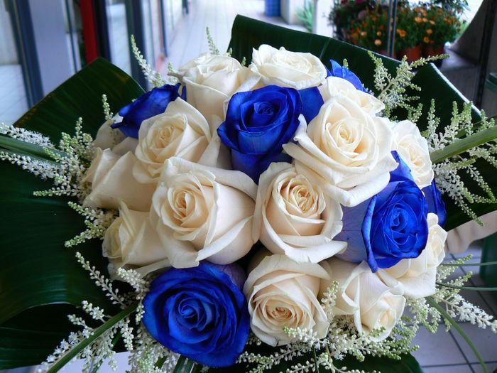 Matrimonio Girasoli E Rose Bianche : Rose blu o bianche consigliatemi ragazze pagina