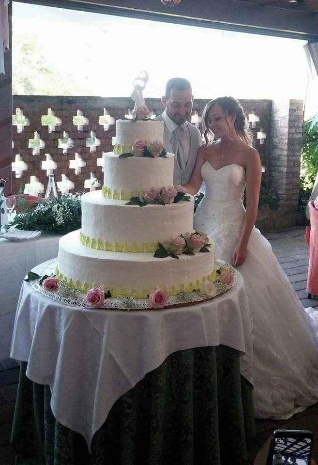 la nostra mega torta