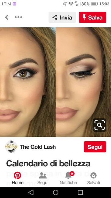 Make up naturale 4