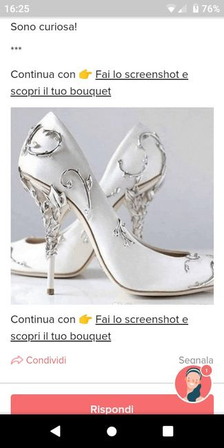Fai lo screenshot e scopri le tue scarpe 3