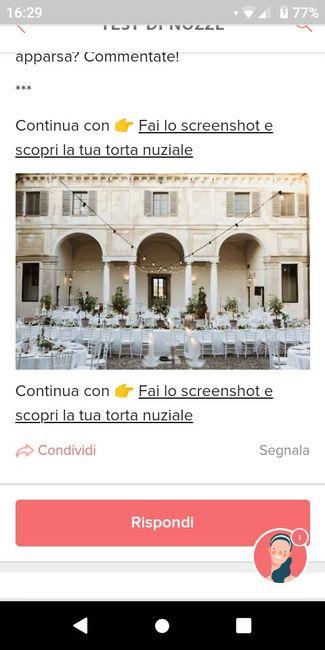 Fai lo screenshot e scopri la tua location 1