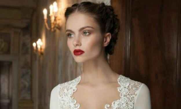 Il trucco della sposa 🤗 - 2