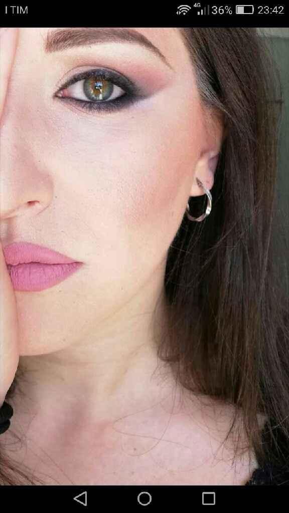 Make up sposa 😊 - 1