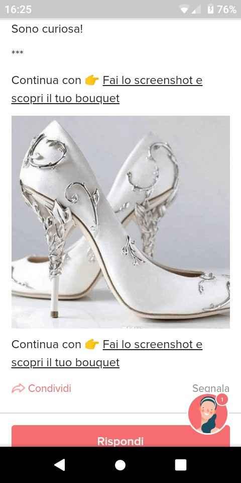 Fai lo screenshot e scopri le tue scarpe - 1