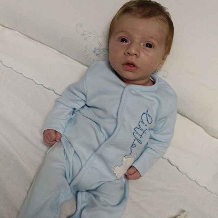 Buonasera mamme vi presento il mio Emanuele 💙 - 1