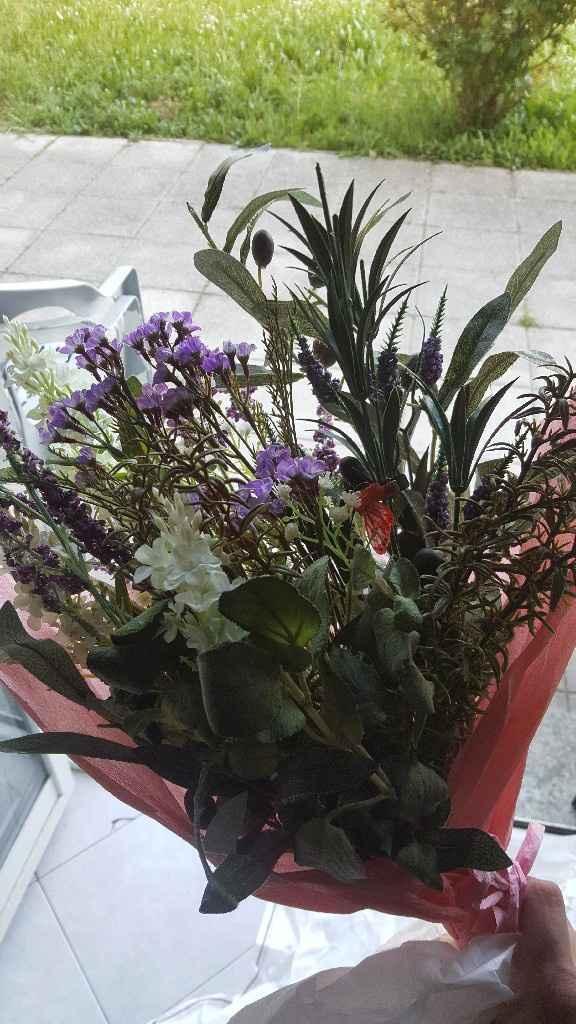 Bouquet finto🤔😉 - 2
