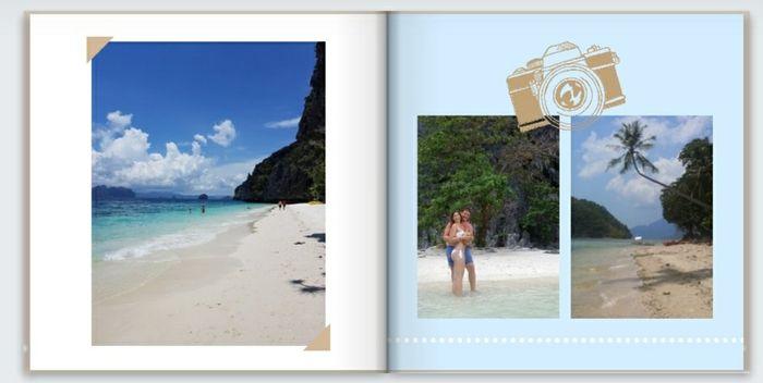 Album viaggio di nozze. Vi piace? 4
