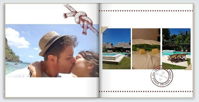 Album viaggio di nozze. Vi piace? 15