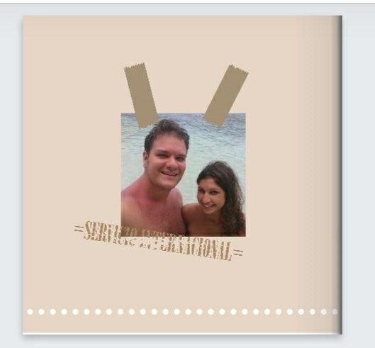Album viaggio di nozze. Vi piace? 17
