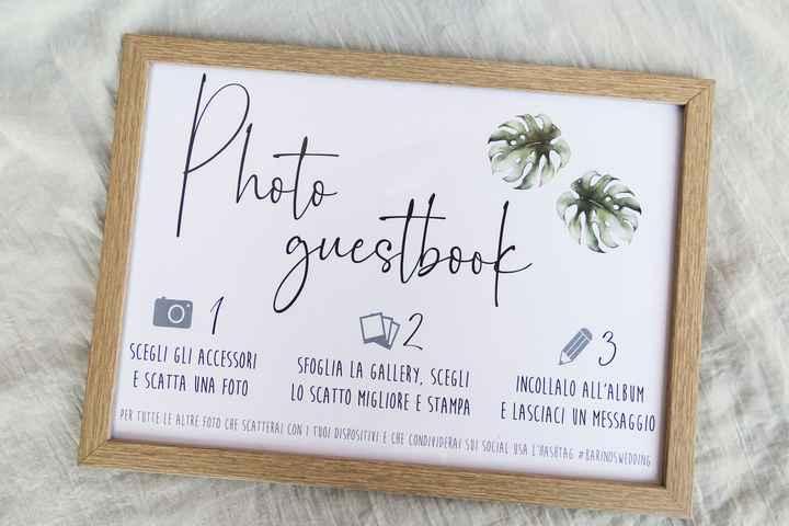 Photobooth/guestbook fai da te - 3