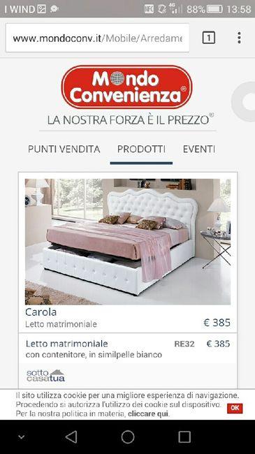 Letto Carola Mondo Convenienza.Abbinamento Camera Vivere Insieme Forum Matrimonio Com