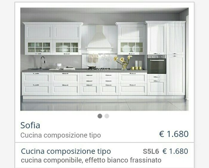 Best Cucina Sofia Mondo Convenienza Gallery - acrylicgiftware.us ...
