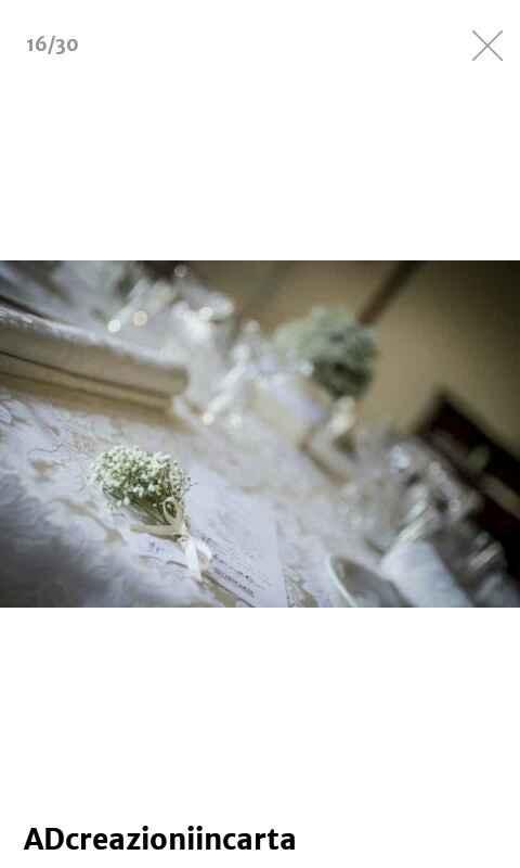 Stile e fiori: scopri quelli delle tue nozze - il risultato - 1