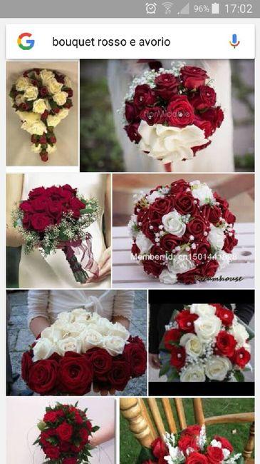 Matrimonio Tema Rosso : Bouquet tema rosso página organizzazione matrimonio