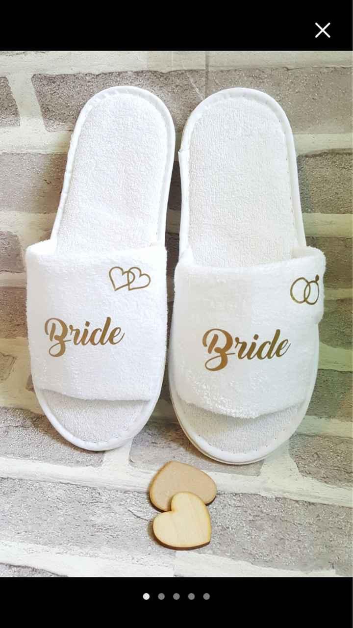 Pantofole per la preparazione - 1