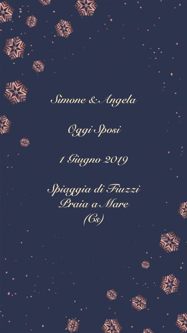 Inviti e Save the Date 1