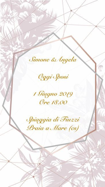 Inviti e Save the Date 2