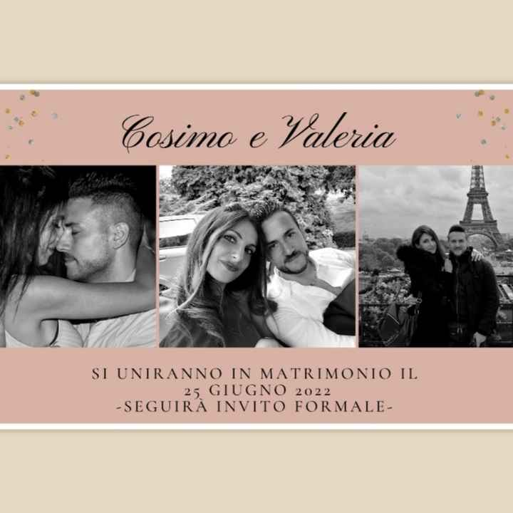 Save the date 📝📍🥰 - 2