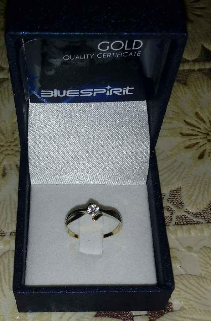 Com' é stata la vostra proposta di matrimonio?💕 - 1