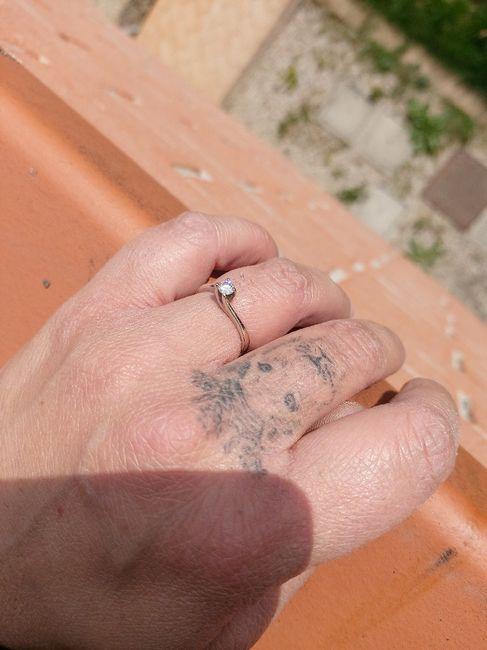 Anelli al rapporto brides 💍 24