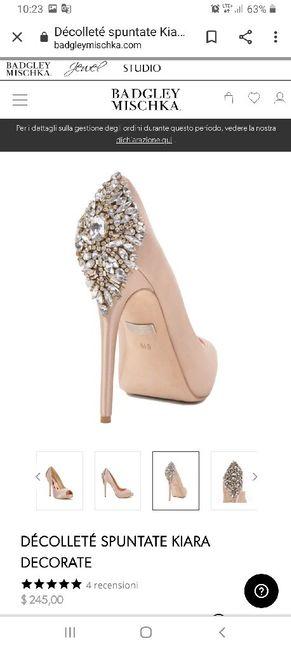 Aiutoooo! 🙏🏼 Consigli scarpe e gioielli 👰🏽✨ 7